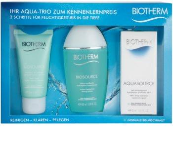 Biotherm Biosource set I. para mujer