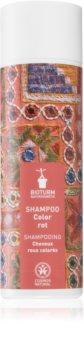 Bioturm Shampoo натуральный шампунь для рыжих оттенков волос