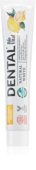 BioVital  Dental Natural White přírodní zubní pasta s bělicím účinkem