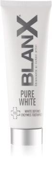 BlanX PRO Pure White bleichende Zahnpasta