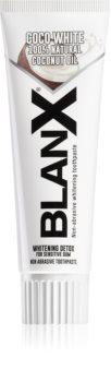 BlanX White Detox Coconut fehérítő fogkrém
