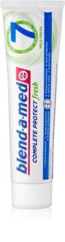 Blend-a-med Complete 7 Mild Fresh dentífrico para proteção completa de dentes