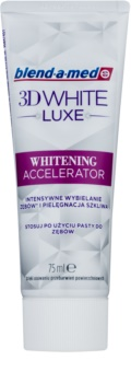 Blend-a-med 3D White Luxe Whitening Accelerator dentífrico branqueador