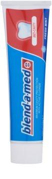 Blend-a-med Anti-Cavity Fresh Mint dentífrico para prevenir as cáries