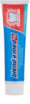 Blend-a-med Anti-Cavity Healthy White dentífrico branqueador anticárie
