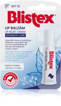 Blistex Lip Relief Cream Intensive Lip Balm SPF 15