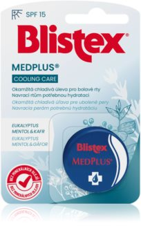 Blistex MedPlus Cooling Balm For Dry And Chapped Lips
