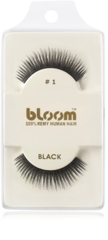 Bloom Natural Stick-On Eyelashes From Human Hair