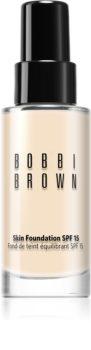 Bobbi Brown Skin Foundation SPF 15 ενυδατικό μεικ απ SPF 15