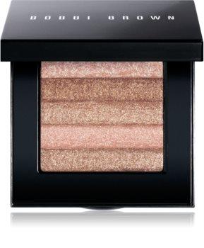 Bobbi Brown Shimmer Brick Pudra compacta ce ofera luminozitate
