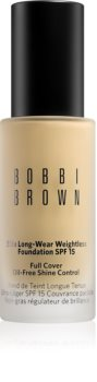 Bobbi Brown Skin Foundation SPF 15 Long-Wear Even Finish podkład o przedłużonej trwałości SPF 15