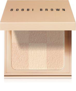 Bobbi Brown Nude Finish Illuminating Powder πούδρα σε μορφή compact για λάμψη
