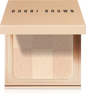 Bobbi Brown Nude Finish Illuminating Powder rozjasňující kompaktní pudr