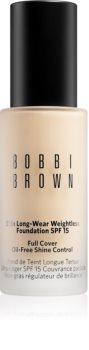 Bobbi Brown Skin Long-Wear Weightless Foundation Langaanhoudende Make-up  SPF 15