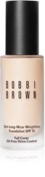 Bobbi Brown Skin Long-Wear Weightless Foundation langanhaltende Foundation LSF 15