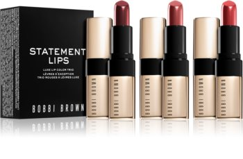 Bobbi Brown Statement Lips Lippenstift-Set
