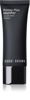 Bobbi Brown Primer Plus Mattifier bază de machiaj matifiantă, sub fondul de ten
