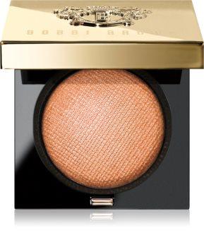 Bobbi Brown Luxe Eye Shadow fard de ploape de nuanta aurie