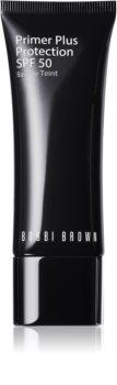 Bobbi Brown Primer Plus Protection strat de baza protector sub make-up SPF 50
