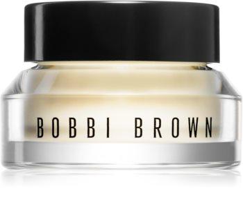 Bobbi Brown Vitamin Enriched Eye Base feuchtigkeitsspendende Augencreme mit Vitamin B3, B5, B6  und B12