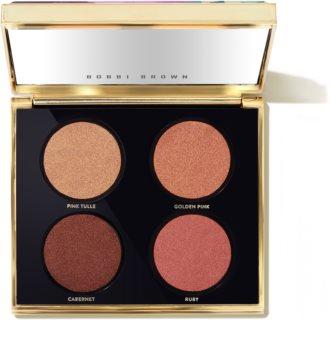 Bobbi Brown Luxe Encore Eyeshadow Palette палитра сенки за очи