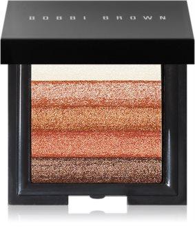Bobbi Brown Mini Shimmer Brick Pudra compacta ce ofera luminozitate