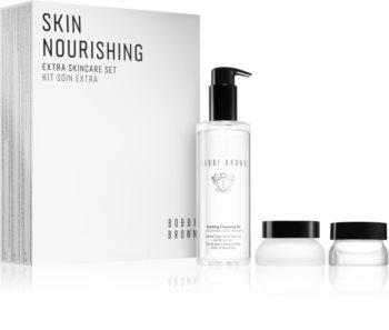 Bobbi Brown Skin Nourishing Extra Skin Care Set Kosmetiksæt  (Til kvinder )