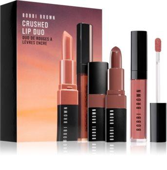 Bobbi Brown Crushed Lip Duo lippenstiftenset (voor Vrouwen )