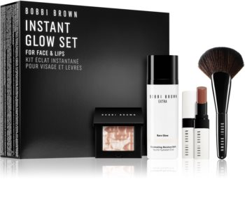Bobbi Brown Instant Glow Set σετ καλλυντικών για λαμπερό δέρμα