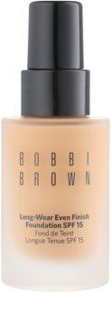 Bobbi Brown Skin Foundation Long-Wear Even Finish dlhotrvajúci make-up SPF 15