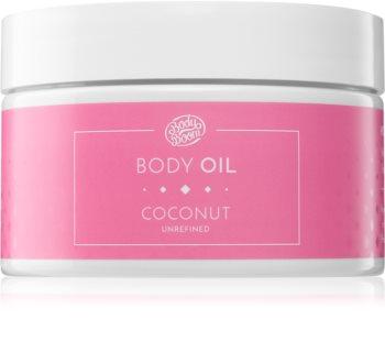 BodyBoom Coconut testolaj