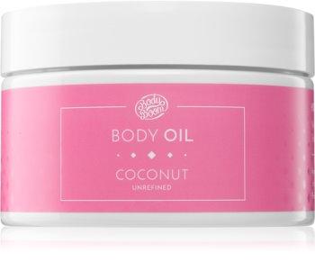 BodyBoom Coconut λάδι για το σώμα