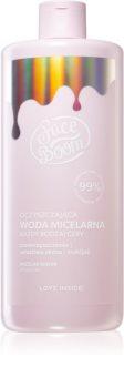 BodyBoom FaceBoom eau micellaire nettoyante