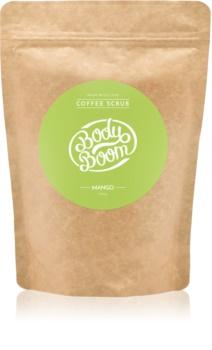 BodyBoom Mango Kroppsskrubb med kaffe