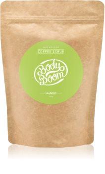BodyBoom Mango peeling corps au café