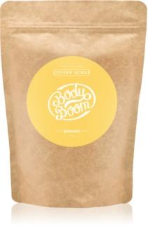 BodyBoom Banana απολέπιση σώματος με καφέ