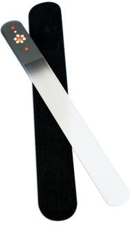 Bohemia Crystal Swarovski Big Nail File with Flower nagelfeile