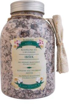 Bohemia Gifts & Cosmetics Bohemia Natur Relaxing Bath Salt With Hibiscus
