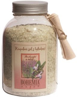Bohemia Gifts & Cosmetics Bohemia Natur релаксираща сол за вана