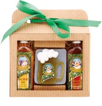 Bohemia Gifts & Cosmetics Beer coffret cosmétique IV. (pour homme)
