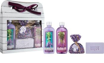 Bohemia Gifts & Cosmetics Lavender Cosmetica Set  II. voor Vrouwen