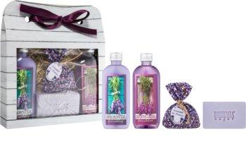 Bohemia Gifts & Cosmetics Lavender kosmetická sada II. pro ženy
