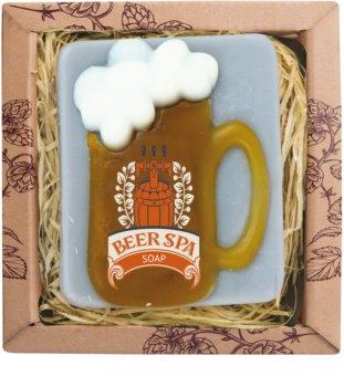 Bohemia Gifts & Cosmetics Beer Spa savon fait à la main à la glycérine