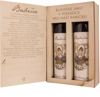 Bohemia Gifts & Cosmetics Body kozmetická sada XIIII. (pre ženy)