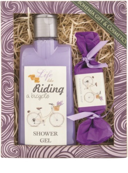 Bohemia Gifts & Cosmetics Riding a Bicycle coffret cosmétique I. pour femme
