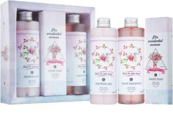 Bohemia Gifts & Cosmetics Rosarium Boho Style lote cosmético III. (para mujer)