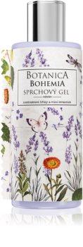 Bohemia Gifts & Cosmetics Botanica gel doccia con aroma di lavanda