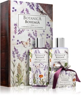 Bohemia Gifts & Cosmetics Botanica ajándékszett III. (minden hajtípusra) hölgyeknek
