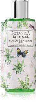 Bohemia Gifts & Cosmetics Botanica šampon za kosu s uljem kanabisa