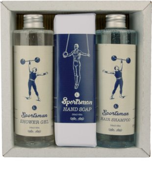 Bohemia Gifts & Cosmetics Sportsman Gift Set III. (for Men)